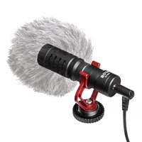 BOYA BY-MM1 Mini Cardioid Microphone