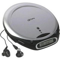 GPX Personal CD Player - intl