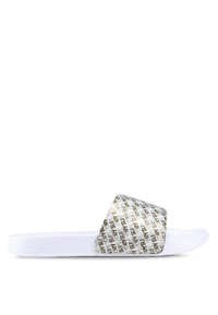 Superdry Repeat Jelly Pool Slides