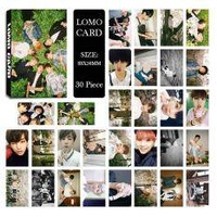 BTS Bangtan Boys Young Forever Part1 Photo Album LOMO Cards New Fashion Self Made Paper Card HD Photocard LK321