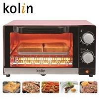 ☆可全家取貨付款☆【Kolin 歌林】~不銹鋼內膽~10公升時尚電烤箱 KBO-LN103