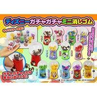 扭蛋玩具 橡皮擦 文具 玩具 迪士尼 disney tsumtsum 扭蛋造型橡皮擦 日本進口 扭蛋 ~全新 可挑款