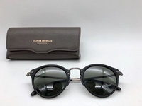Oliver Peoples OP-505 黑銀 OV5184 太陽眼鏡 墨鏡 官方購入