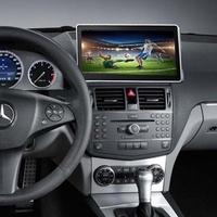 Mercedes-Benz 賓士 07-13年 C W204 安卓10.3吋大螢幕 4核心6.0版本 2G+32G