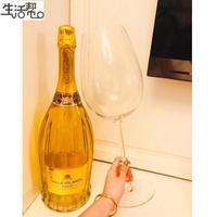 大號歐式 高腳杯 紅酒杯子 玻璃杯啤酒杯子 超大創意香檳酒杯酒具