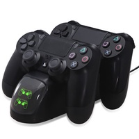 Charging Dock Station Stand For PlayStation 4 PS4 Game Controller Charger PS4 Charger