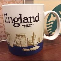 星巴克 ICON城市杯 England 英國