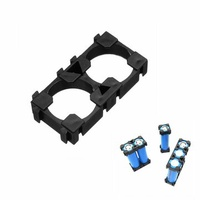 2 Series 18650 Lithium Battery Support Combination Fixed Bracket With Bayonet