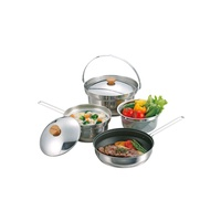 Multi stainless cooker