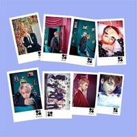 Kpop 30PCS BTS 2nd Album WINGS LOMO Card Bangtan Boys Photocard Jimin Photocard  ALLKPOPER
