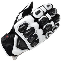 RS Taichi RST422 Motorcycle Super Carbon Fiber Protective Leather Gloves Racing Knox