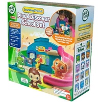 LeapFrog Learning Friends Play and Discover School Play Set