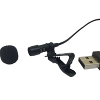 USB Microphone Fifine Plug Play Home Studio USB Condenser Microphone for Skype Recordings