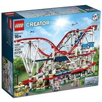 【ToyDreams】<可加購動力組>LEGO樂高 CREATOR 10261 雲霄飛車