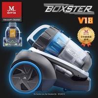 Mdovia 第19代 Dual V18 Boxster 吸力永不衰退 高效過濾吸塵器