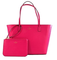 (Kate Spade New York) Kate Spade Bennet Place Small Harmony Smooth Leather Tote Shoulder Bag Purs...