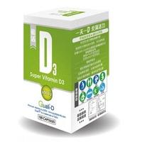 維他命D3非活性維生素D3膠囊Switzerland瑞士