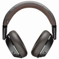 Plantronics Backbeat Pro 2 Black Tan Wireless Noise-Cancelling Headphones w/Mic
