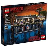 LEGO 75810 怪奇物語 Stranger things 顛倒世界 The Upside Down  樂高