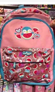 Brand new BN smiggle backpack haversack