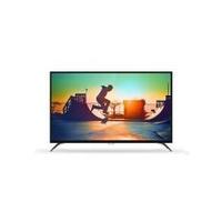 Philips 55PUT6002 4K Ultra Slim Smart TV, USB, Speaker, WIFI Connection.  (Wall Mount 200mm x 200mm)