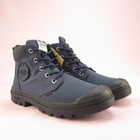 【iSport】Palladium PAMPA LITE + CUFF WP高統靴 防潑水 76259458 男女款 藍
