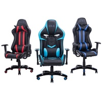 CO-Z Office Chair High-back Recliner Office Chair Computer Chair Ergonomic Design Racing Chair
