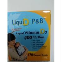 優寶滴LiquiD P&B高濃縮天然維生素D3 5mL