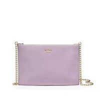 Kate Spade Cameron Street Sima Shoulder Bag/Crossbody/Clutch (Lilac Petal)