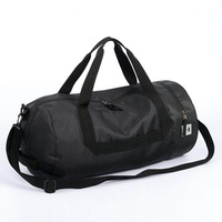 【Ready Stock】Under Armour_Travel Gym Duffle Luggage Bag with Shoe Compartment Unisex Large Portable Nylon Hand Carry Weekender Bag Women and Men Tote Bag