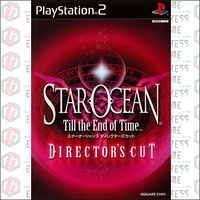 PS2: Star Ocean Till End of time Director Cut (J) [2 Disc] [DVD] รหัส 650