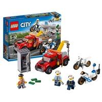 現貨 樂高 LEGO City 城市系列 60137  拖吊車追捕行動 Tow Truck Trouble 全新未拆