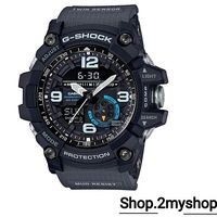 Casio Gshock Mens Casual Master of G Mudmaster Black (GG-1000-1A8)