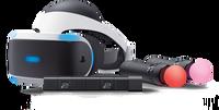 PlayStation VR 豪華全配包