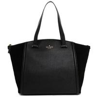 Kate Spade Lewis Drive Alanie Shoulder Bag Handbag Black # WKRU3980 + Gift Receipt