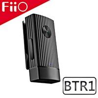FiiO BTR1 iPhone7 8 X 獨立DAC解碼隨身無線藍牙音樂接收器 藍牙4.2 全指向麥克風 相容iOS.Android