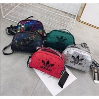 Adidas 3d Issey Miyake Shoulder Bag Outdoor Sling Bags Gym Chest Waist Pack