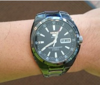 Application Seiko SNZD49J1 Watch Membrane Tempered Glass Explosion-proof High-definition Protective Film Multi-