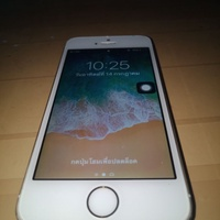 ไอโฟน5sมือ2(รีได้ตลอดเวลาไม่ติดไอคราวสแกนนิ้วได้แถวเคสโทรศัพท์และสายซาต)