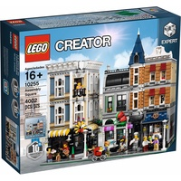 LEGO 樂高 Creator 創意大師 - LT10255 集會廣場