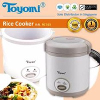Toyomi RC 515 Rice Cooker 0.4L