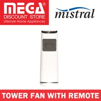 MISTRAL MFD500R TOWER FAN WITH REMOTE / LOCAL WARRANTY