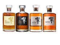 Hibiki Harmony + Hibiki 12 + Hibiki 17 + Hibiki 21 (All With Box)