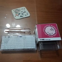 Mine Stamp  字母 DIY 姓名 萬用姓名印章