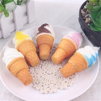 Hot Sale Stress Reliever Decor Ice cream Simulation Cake Slow Rising Toys squishy toy squishy antistress toys for children #N25