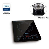 Philips Sensor Touch 2100W Induction Cooker - HD4911