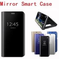 HUAWEI Y7 prime Y6 Y9 (2018)  NOVA2 lite   Mirror Smart case