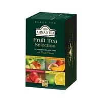 【茶客來】AHMAD TEA亞曼綜合水果紅茶 20入鋁箔茶包/盒