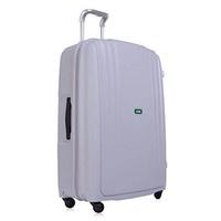 Lojel Streamline Polypropylene Upright Spinner Luggage, Grey, One Size