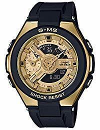 [Casio] CASIO Watch BABY-G Baby Gee G-MS MSG-400G-1A2JF Women' s [Direct from JAPAN]